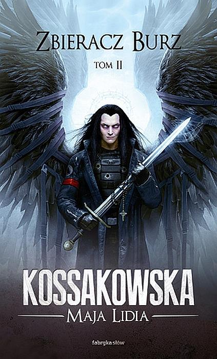 maja lidia kossakowska zbieracz burz