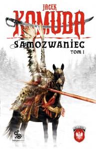 Komuda_Samozwaniec_T1_cover_mala