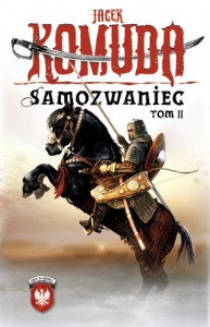 Komuda_Samozwaniec_T2_cover_mala