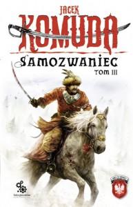 Komuda_Samozwaniec_T3_cover_mala